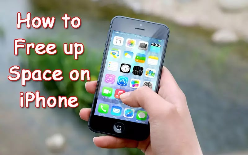 Low On Storage..? Check Out Tips On How To Free up Space on iPhone