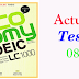 Listening Actual Test 8 Economy TOEIC Volume 1