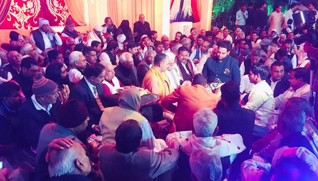 National Surendra Sharma Babli of All India Brahmin Sabha presented a precedent
