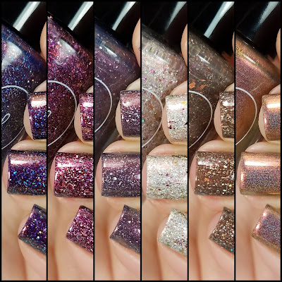 Polished For Days Autumn Harvest Collection Swatches and Review