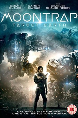 Poster Moontrap Target Earth 2015
