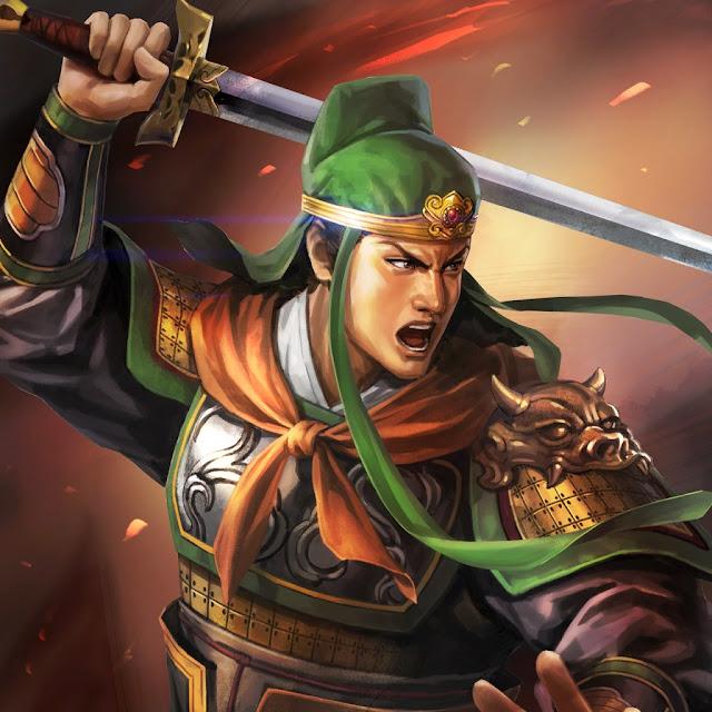 กวนเป๋ง (Guan Ping, 關平)
