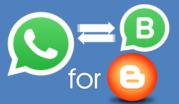 For Blogger Mending Mana WhatsApp Messenger vs WhatsApp Business