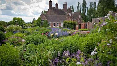 Winterbourne House and Garden, el Jardín Botánico de la Universidad de Birmingham