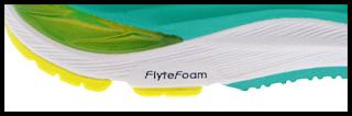 Flytefoam Midsole