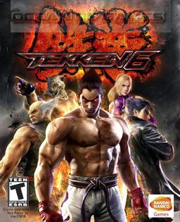 Tekken 6 PC Game Free Download 01