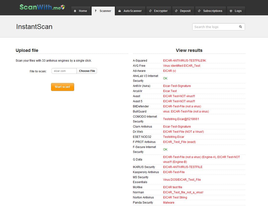 XyliBox: Serenity Scanner (Private AV Checker)