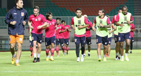 Bertandang ke Markas PS TNI, Borneo FC ingin Curi Poin
