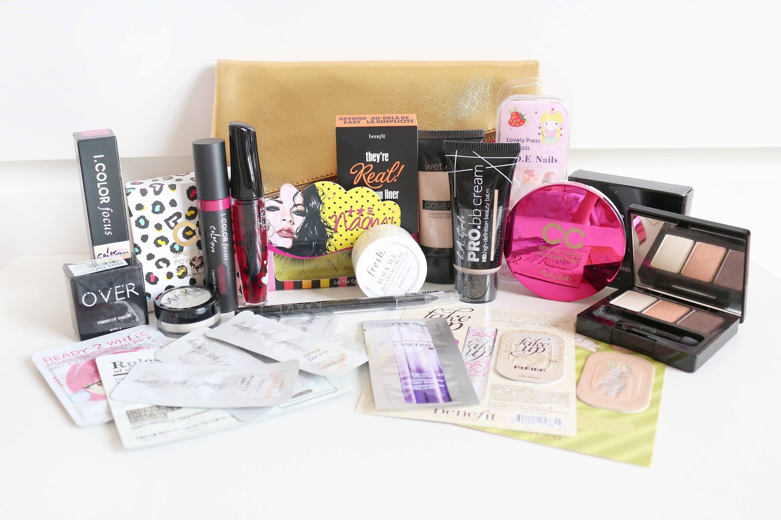 jean milka, beauty blog, giveaway, indonesia, makeup, give away, benefit, lancome, etude house, make over, la girl, cathy doll, tony moly, max factor, clinique, maybelline, jeanmilka