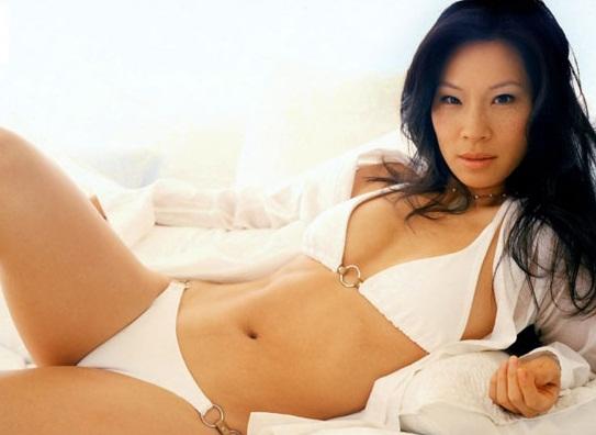 Las celebridades que pasaron de pobres a millonarios Lucy Liu