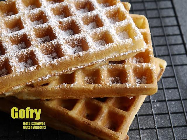 Gofry - super lekkie i chrupiące - Czytaj więcej »