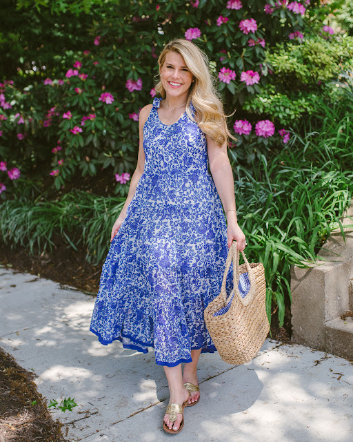 Easy Breezy Maxi Dress