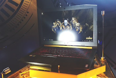 Laptop Premium tipe Acer Nitro 5 Thanos Edition