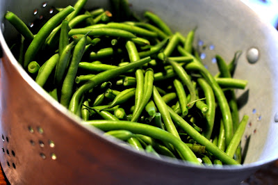 Fresh Green Beans - Photo by Taste As You Go