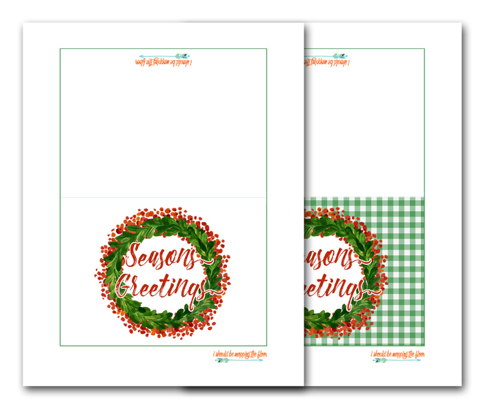Greeting Cards for Christmas