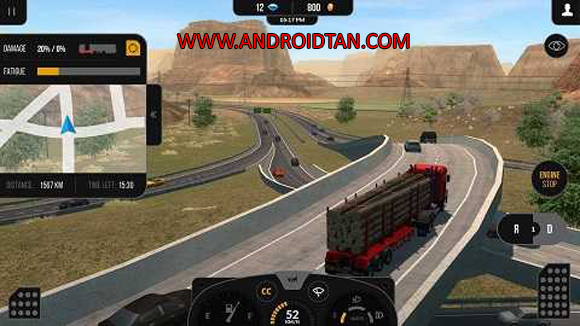 Truck Simulator PRO 2 Mod Apk Data Premium Download