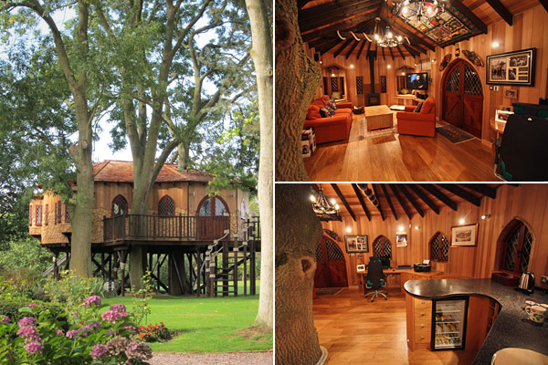 Opalblog Treehouse Homes