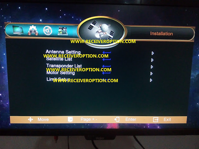 SUPER GOLDEN LAZER MY18 HD RECEIVER AUTO ROLL POWERVU KEY NEW UPDATE