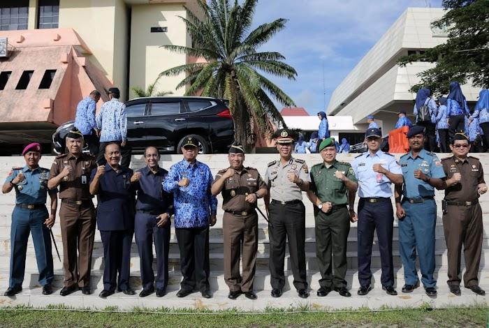 Kajati Lampung Sampaikan Pesan Gubernur Ridho Agar ASN Ciptakan Birokrasi yang Profesional dan Bebas Korupsi