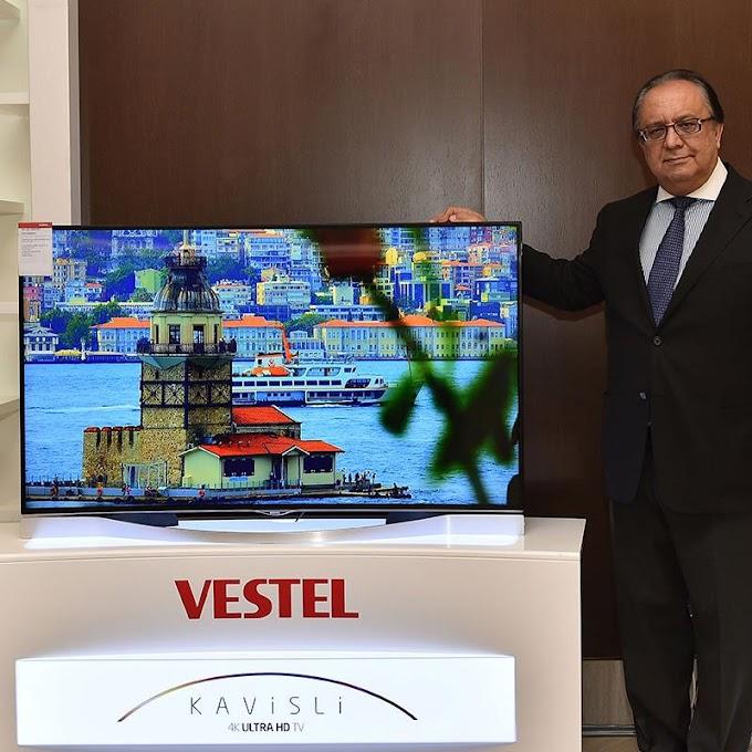 Vestel Smart TV'ye Almanya'dan Güvenlik Ödülü