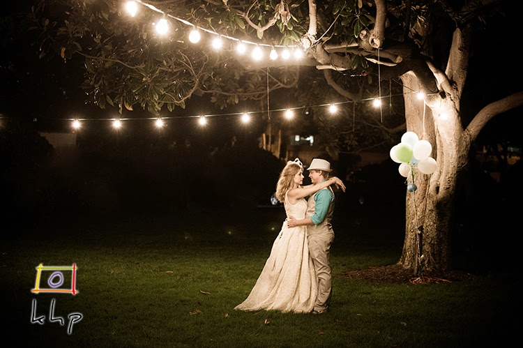 Kristie and Mikael's incredibly fun DIY Wedding in Torrance, CA
