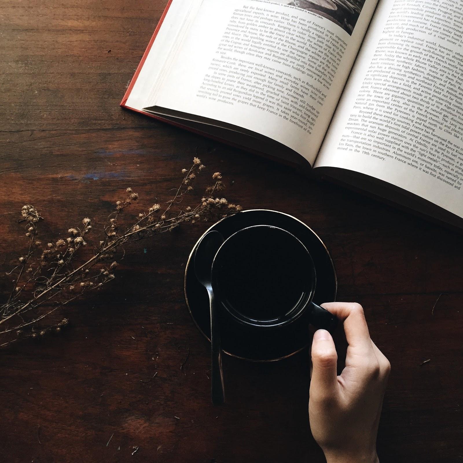 5 fatos literários sobre mim!
