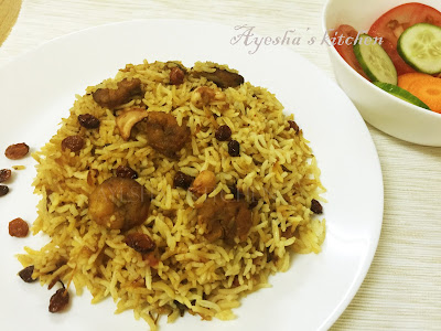 shrimp biryani chemmeen biryani prawn rice