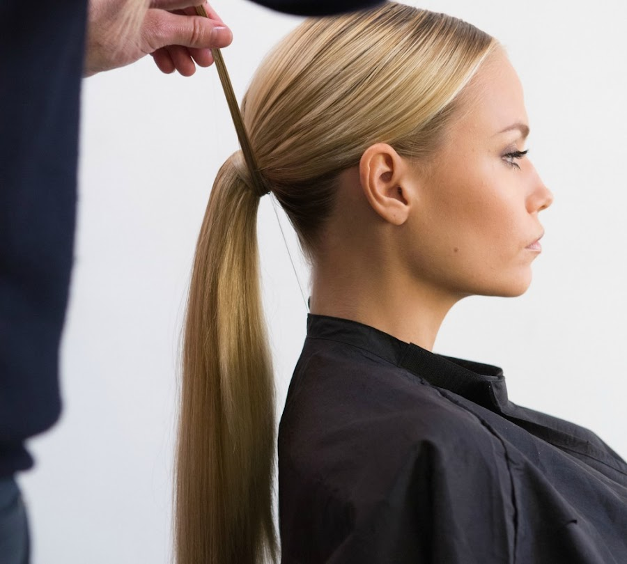 peinados faciles para hacer con plancha