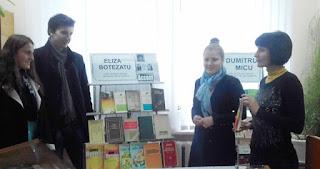 "expozitia aniversara ""Eliza Botezatu, critic şi istoric literar"""