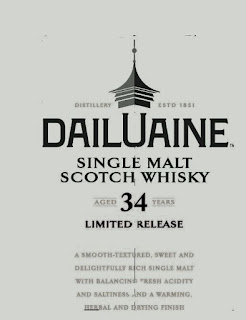 Dailuaine 34 Year Old 1980