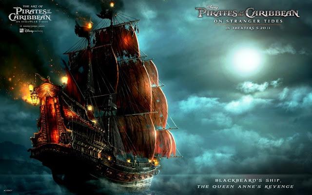 Fond Ecran Pirates Des Caraïbes hd