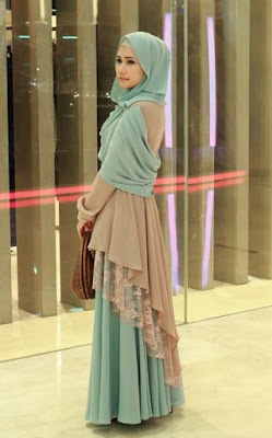 fashion hijab simpel
