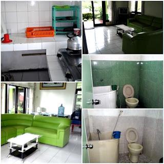 Fasilitas Villa Hijau Panderman Kota Batu 4 Kamar