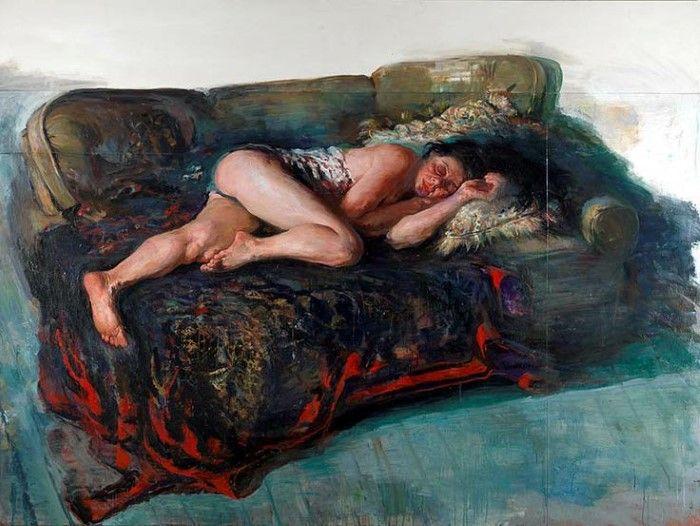 Греческий художник. Christos Pallantzas