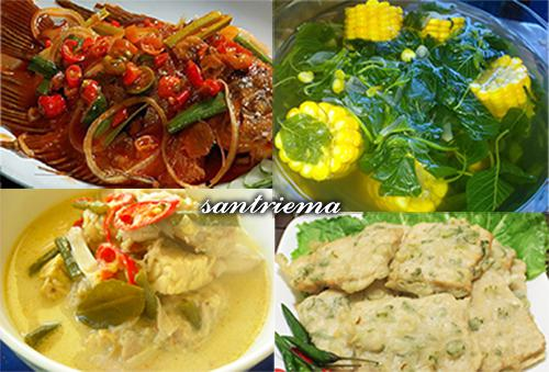 Tidak terasa sebentar lagi bulan ramadhan akan segera tiba Resep Aneka Masakan Menu Buka Puasa Dan Makan Sahur Sehat Praktis Untuk Diet