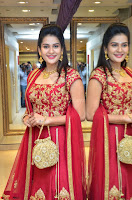 Jenny Honey in Stunning Dark Red Anarkali Dress at Splurge   Divalicious curtain raiser ~ Exclusive Celebrities Galleries 104.JPG