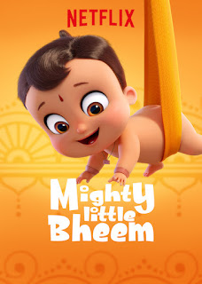 Mighty Little Bheem (2019) Hindi S01 HDRip 720p | 480p (Complete)