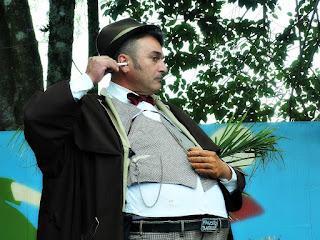 Gran Teatro Dentro – Fausto Barile - 8. Coloca Cigarro no Ouvido