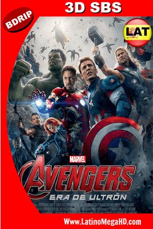 Los Vengadores: La Era de Ultron (2015) Latino HD 3D SBS 1080P ()