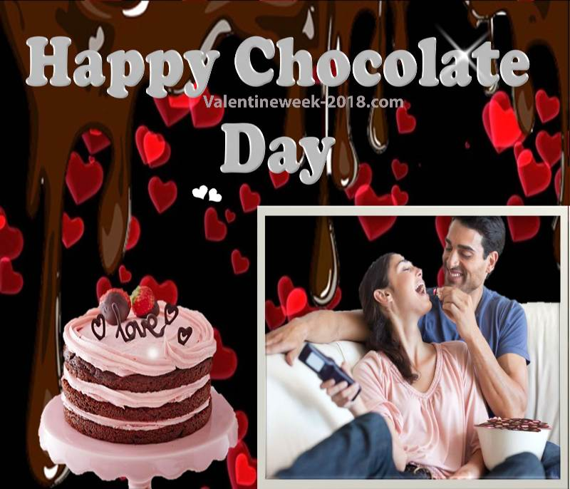 Happy Chocolate Day 2018 Images Wishes Wallpapers