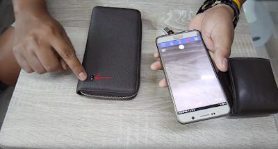 กระเป๋าสตางค์ smart wallet