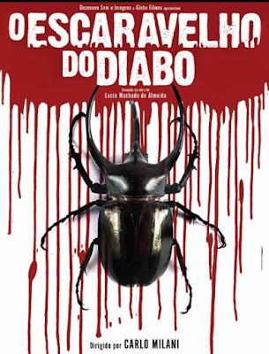 """Resenha critica do filme """"O escaravelho do diabo"""" lançado pela Globo Filmes em Abril de 2014"""