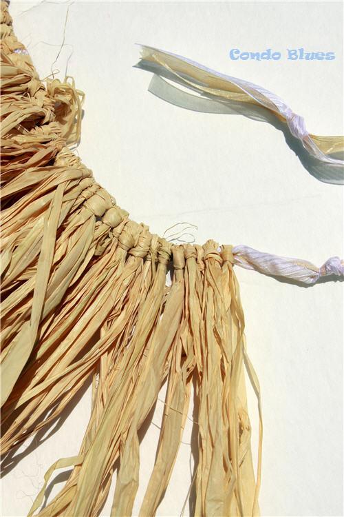 Make Grass Skirt 78