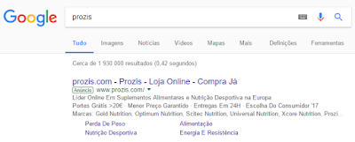 marketing - rede de pesquisa tipo de publicidade paga