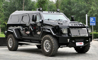 Knight XV Armored Most Expensive SUV