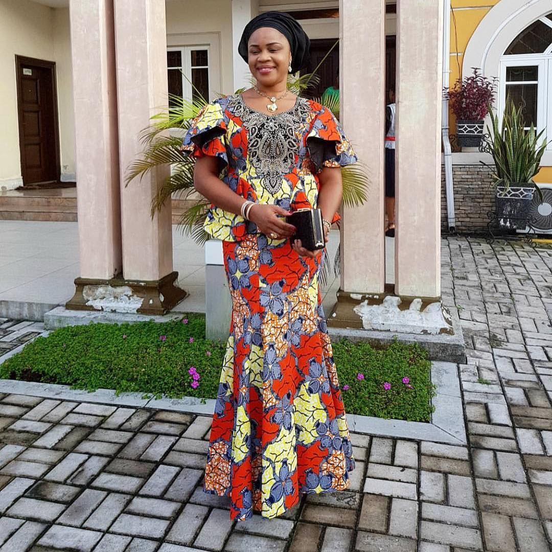 Latest Ankara Long Gown Styles Download Latest Ankara