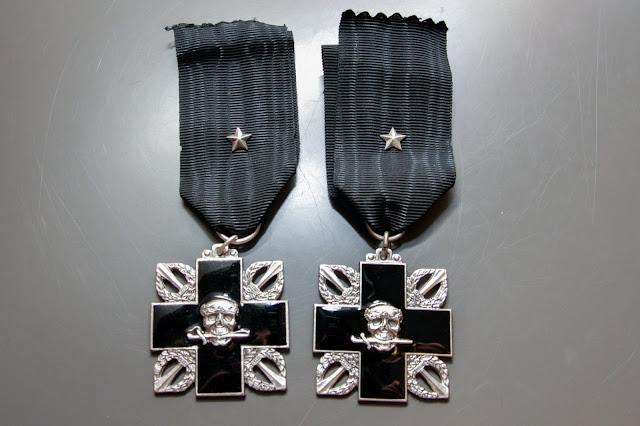 Medaglia commemorativa per il centenario degli Arditi d'Italia