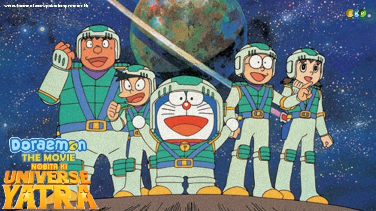 Doraemon The Movie Nobita Ki Universe Yatra (Urdu , Hindi) Full Movie (1999)