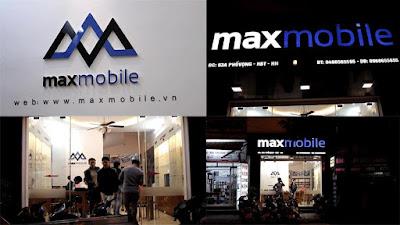 Maxmobile - địa chỉ sửa chữa điện thoại uy tín
