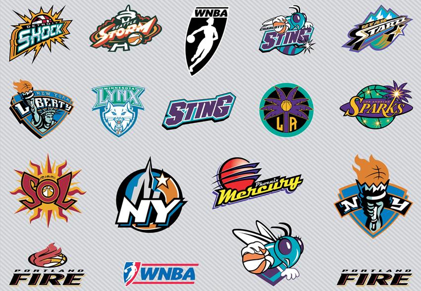 All Logos: NBA Logos